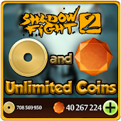 Gems for Shadow Fight 2 prank