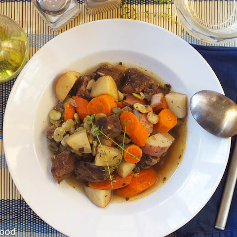 Crockpot Beef and Vegetable Stew