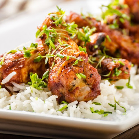 Five-Spice Marinated Chinese Chicken Wings