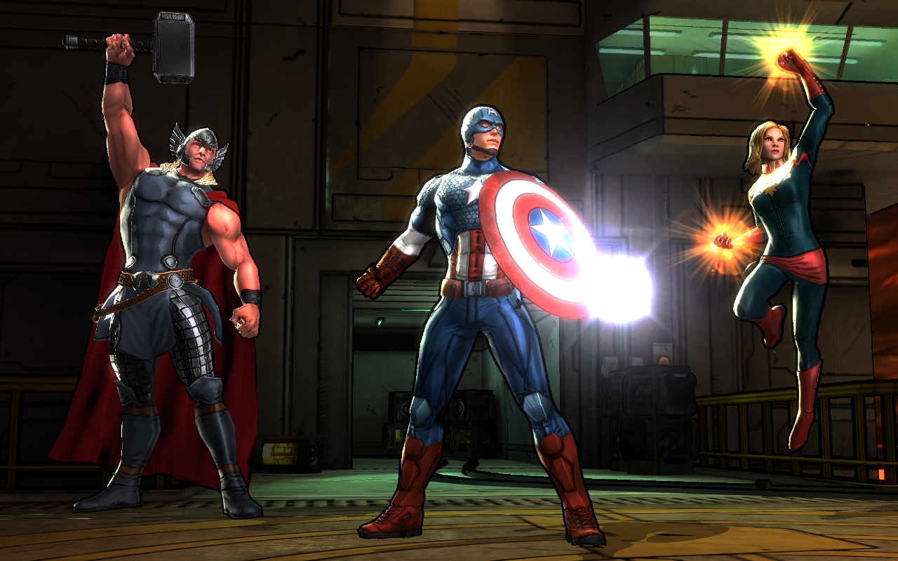 Marvel: Avengers Alliance 2 Screenshot 12