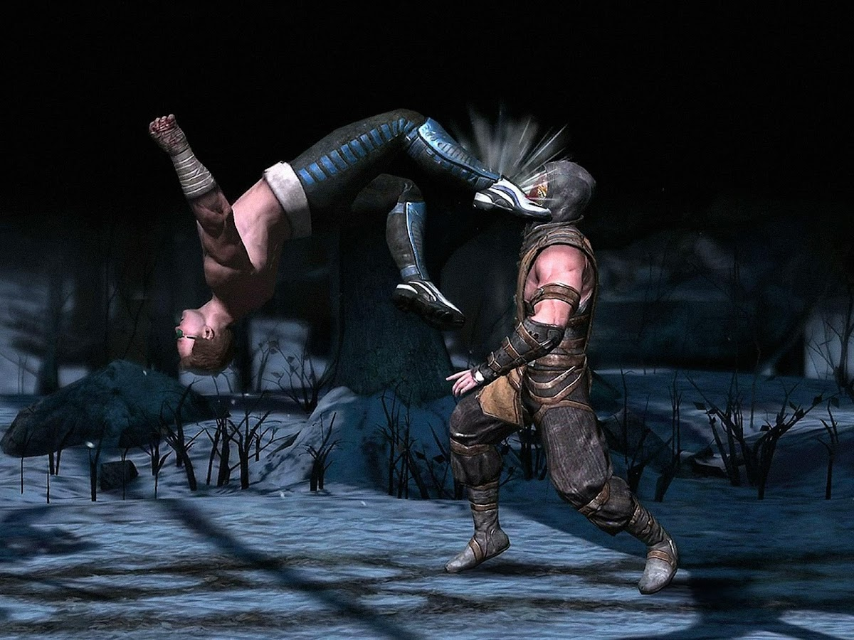 MORTAL KOMBAT X Screenshot 5