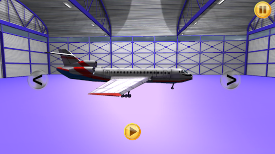 Aircraft Sim 3D - screenshot