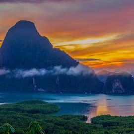 by Germzki Hitch Cardenas - Landscapes Mountains & Hills
