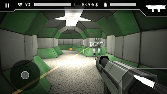 ROBOT SHOOTER 3D FPS - screenshot