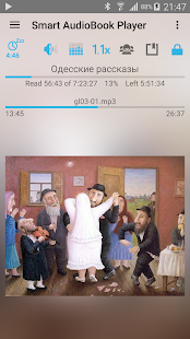 Smart AudioBook Player- screenshot thumbnail