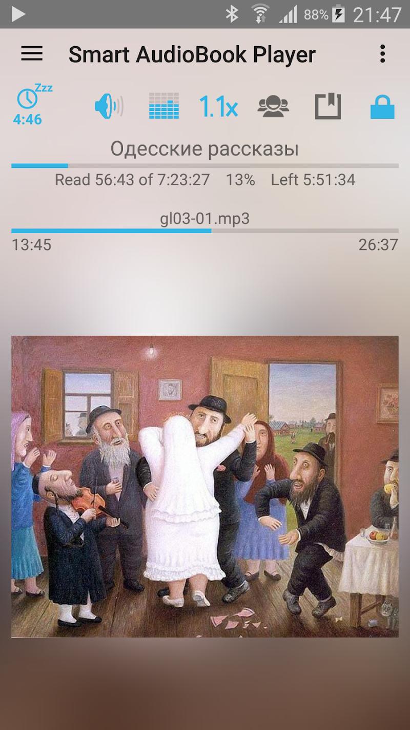 Smart AudioBook Player Screenshot 3