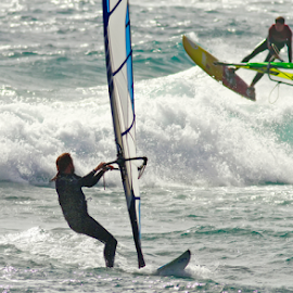 I wish I could do that! by Ian Fearn - Sports & Fitness Surfing