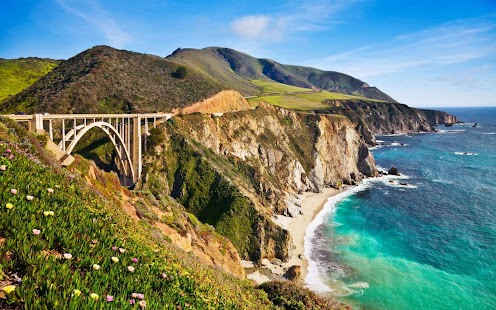 Big Sur Live Wallpaper - screenshot