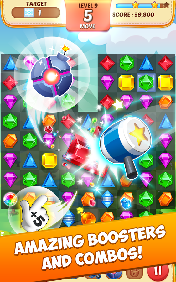 Jewel Match King Screenshot 3