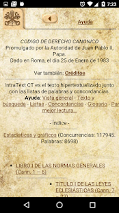 Catecismo Iglesia Católica - screenshot