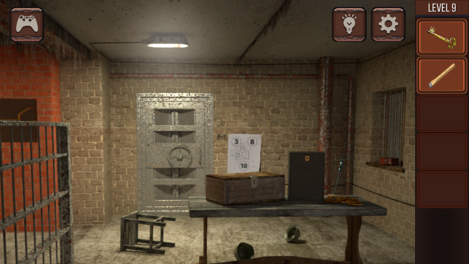 Alcatraz Escape Screenshot 4