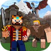 Craft Royal 3D Shooter APK for Bluestacks