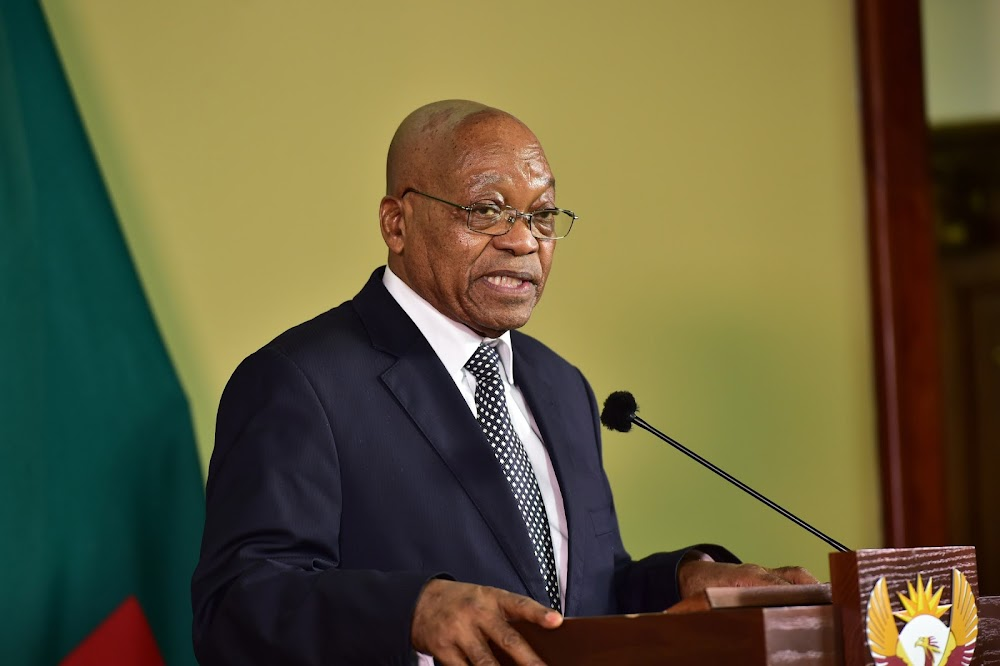 WATCH LIVE: President Jacob Zuma addresses the nation
