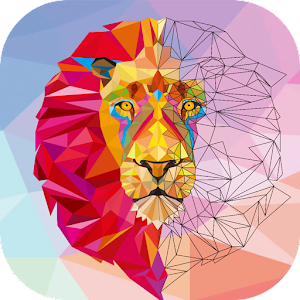 Color by Number - Poly Art For PC (Windows & MAC)