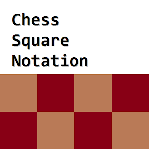 Chess Square Notation Training