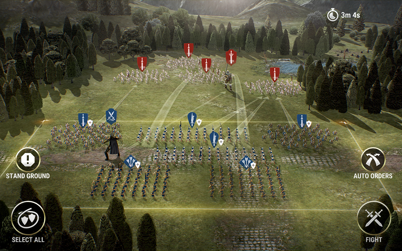 Dawn of Titans Screenshot 17