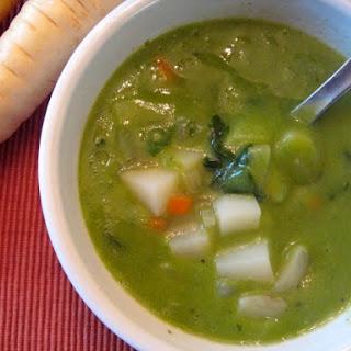 Celery Potato Parsnip Soup Recipes