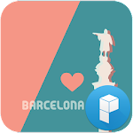 Paperways Barcelona 1 Theme APK Image