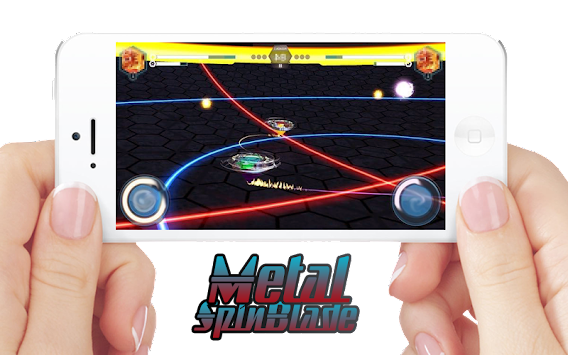 Spin Blade: Metal Burst Spin APK screenshot thumbnail 1