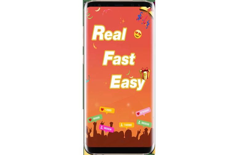 Echte Anhänger für Instagram android apps download