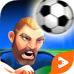 Super Star Head Soccer Icon