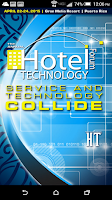 Screenshot of Hotel Technology Forum
