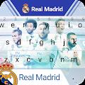 Real Madrid Los Merengues Keyboard Theme APK for Bluestacks
