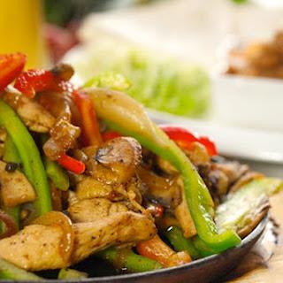 Low Fat Chicken Fajitas Recipes