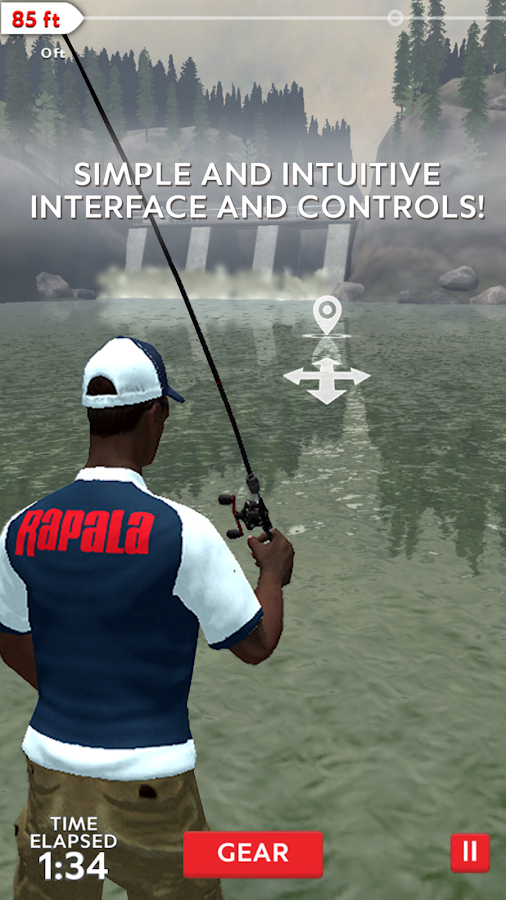 Rapala Fishing - Daily Catch Screenshot 9