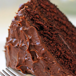 Basic Chocolate Cake