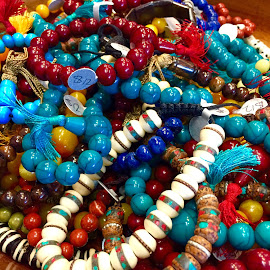 Colorful Bracelets by Lope Piamonte Jr - Artistic Objects Clothing & Accessories