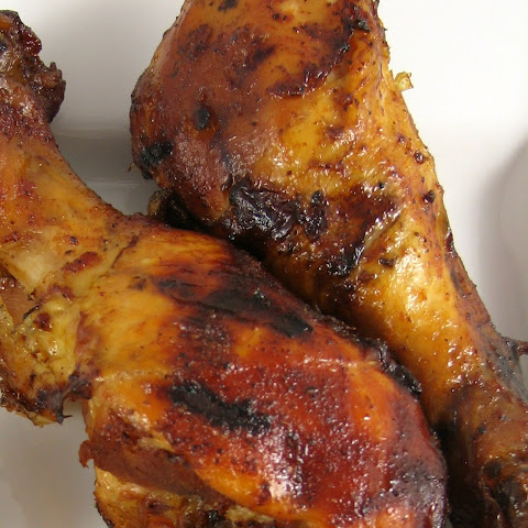 how to make honey chicken drumsticks