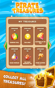 APK Game Pirate Treasures for BB, BlackBerry