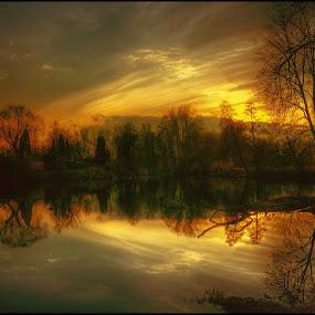 Stará zátoka by Jana Vondráčková - Landscapes Sunsets & Sunrises