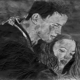 The movie '' Dear John'' by Alisa Wilkerson - Drawing All Drawing