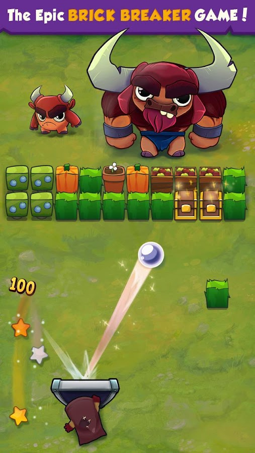 Brick Breaker Hero Screenshot