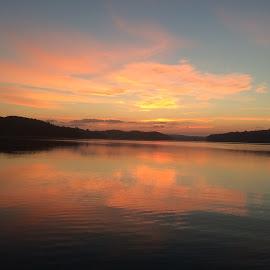 Sunrise by Phil Edwards - Landscapes Sunsets & Sunrises