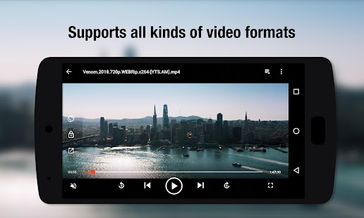 Video Player All Format - Full HD Video Player for pc