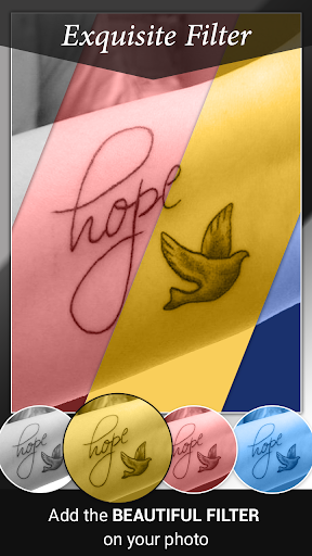 Tattoo Name On My Photo Editor For PC