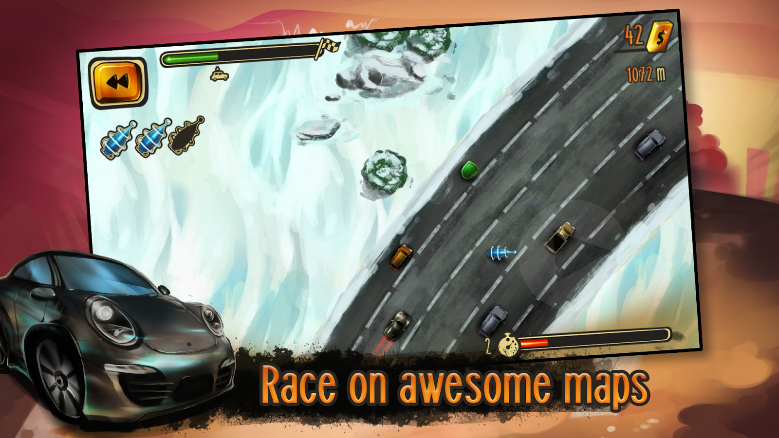 Adrenaline Racing Screenshot 0
