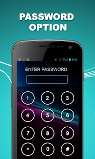 App Locker - screenshot