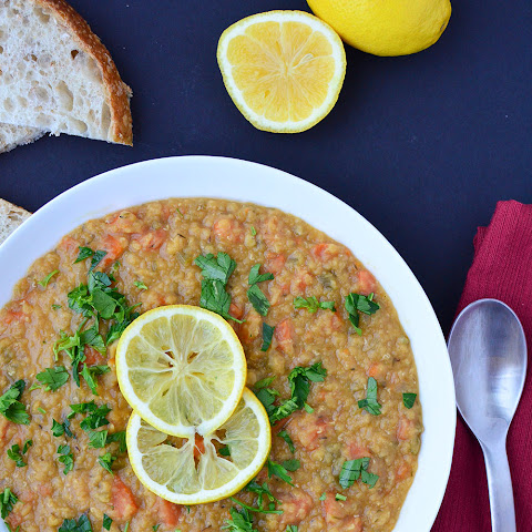 Lentil Lemon Soup
