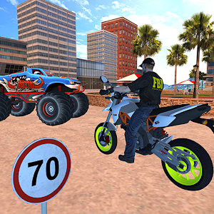 Real Motocross Simulator Extreme Ramp For PC / Windows 7/8/10 / Mac – Free Download