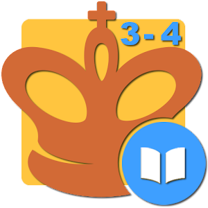 Cover art Mate in 3-4 (Chess Puzzles)