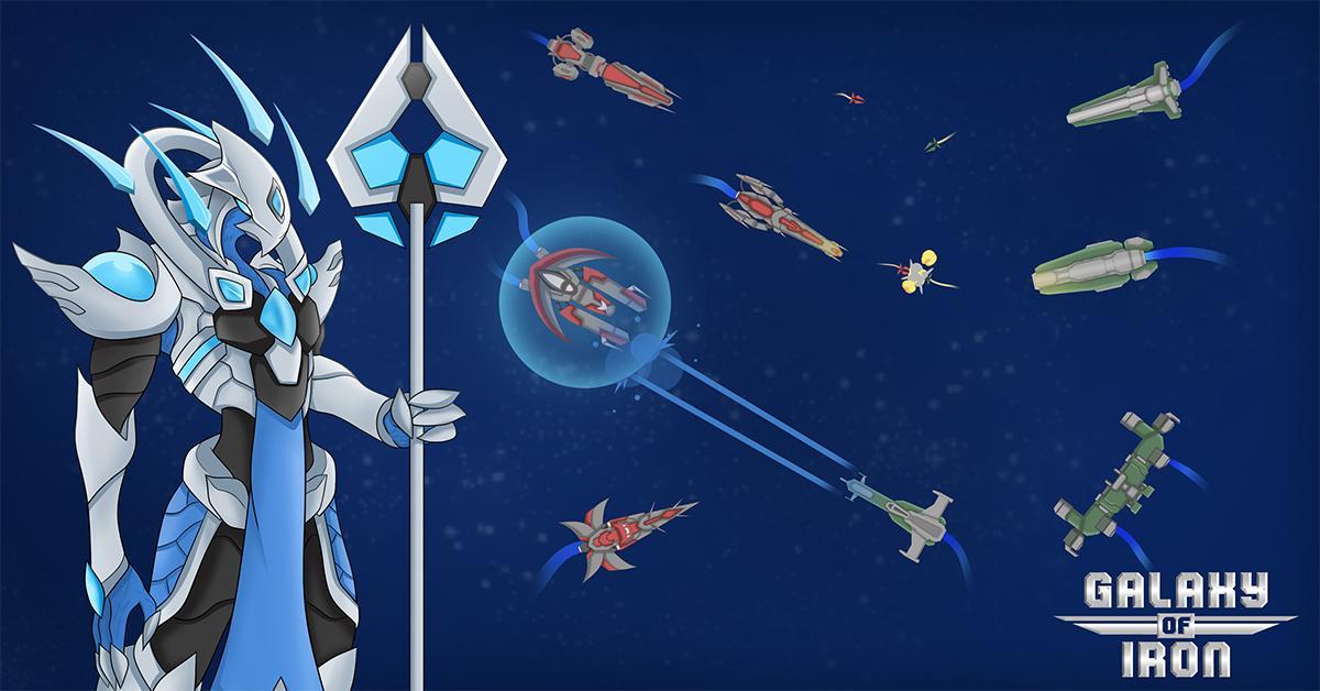 Galaxy of Iron RTS