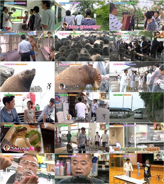 (TV-Variety)(720p) 松井玲奈 – 笑神様は突然に… 150717