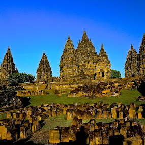 Prambanan by Iman S - Buildings & Architecture Public & Historical