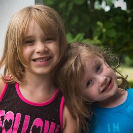 Best Friends by Dan Justes - Babies & Children Children Candids