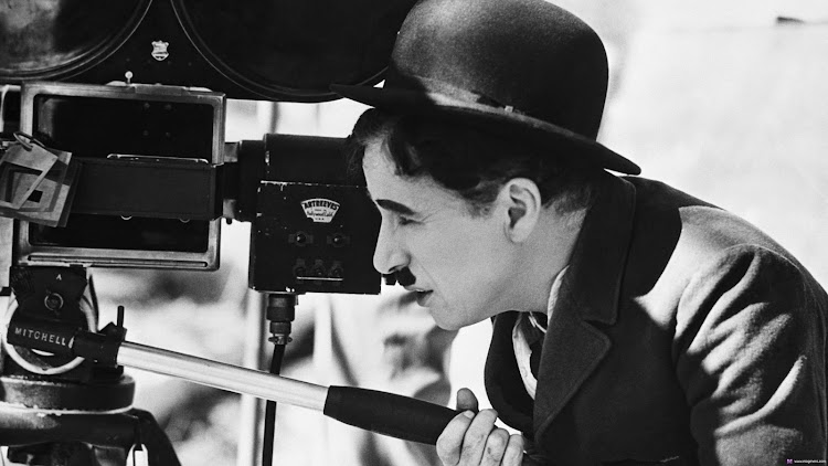Charlie Chaplin Geniuses Changed the World History