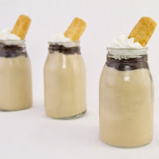 Hot Fudge Coffee Ice Cream Shooters